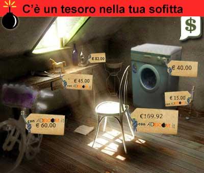 Quanto vale la tua soffitta?