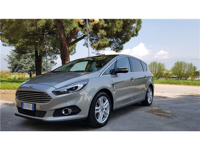 3803740  FORD S-max 2.0 TDCi S